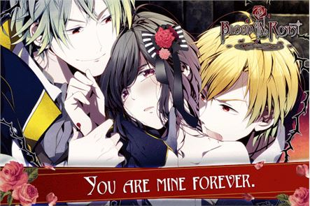 Shall we date?:Blood in Roses+ 1
