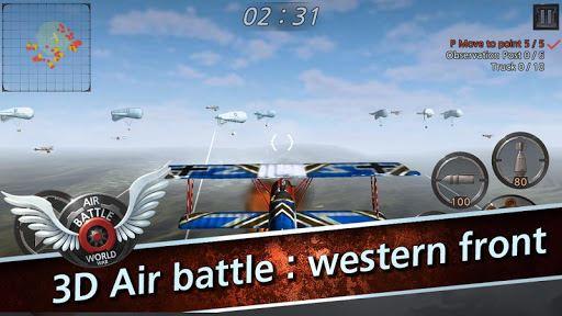 Air Battle: World War 6