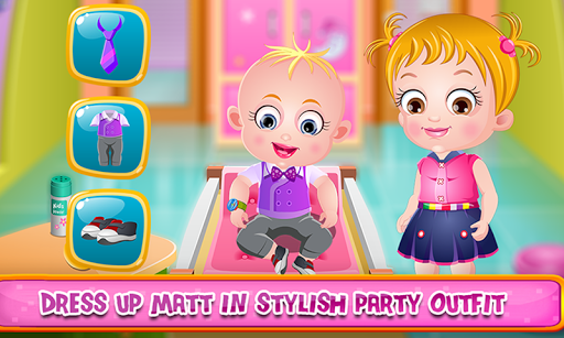 Baby Hazel Fashion Party 3
