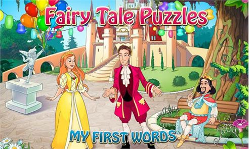 Fairy Tale Puzzles 1
