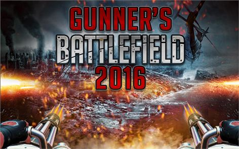 GUNNER'S BATTLEFIELD 2016 2