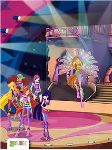 Winx Club: Rocks the World 4