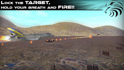 Jet Fighter Dogfight Chase 3D 2