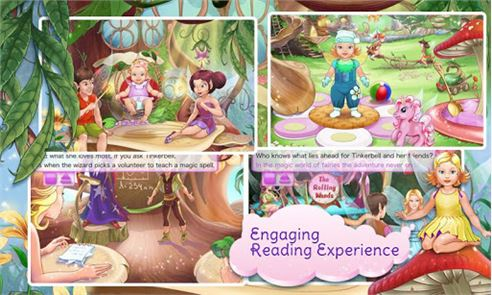 Tinkerbell Dress Up & Story 3