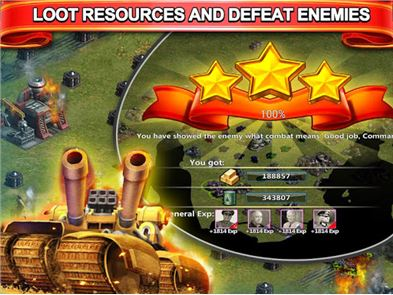 Grand Battle–MMO Strategy:War 5