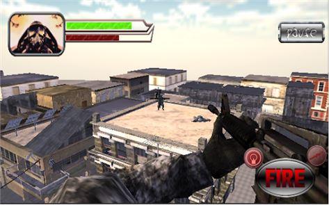 Commando Air Strike 3
