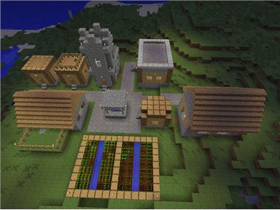 City Building Games Minecraft 2
