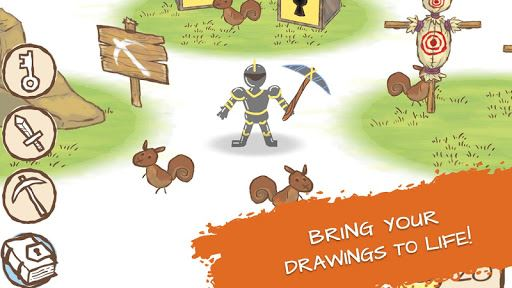 Draw a Stickman: Sketchbook 4