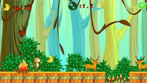 Jungle Monkey Run 1