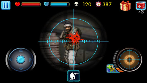 Extreme Sniper Duty 3D 6