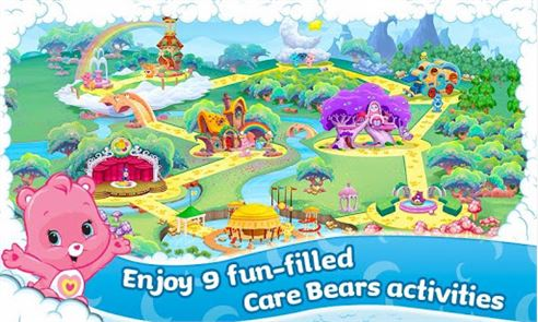 Care Bears Rainbow Playtime 5