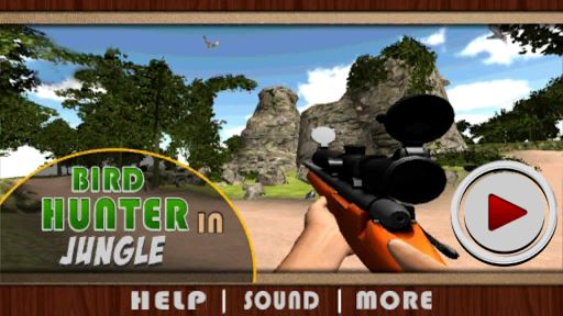 Birds Hunter in Jungle 6