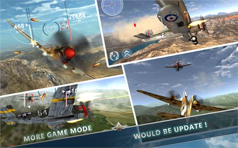 WW2 Aircraft Battle 3D 5