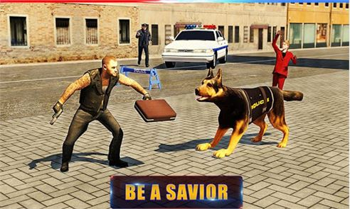 Police Dog 3D : Crime Chase 3