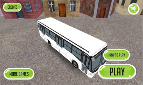 Bus Parking 3D 2015 1