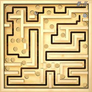 Classic Labyrinth 3d Maze 3