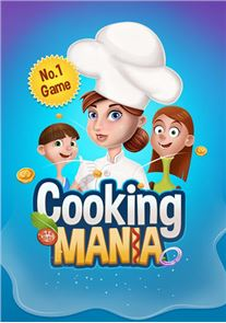 Cooking Happy Mania 1