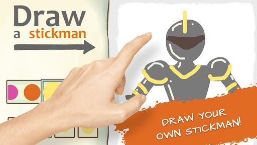 Draw a Stickman: Sketchbook 2