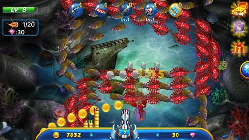 Fishing War-Battle of Fish 5