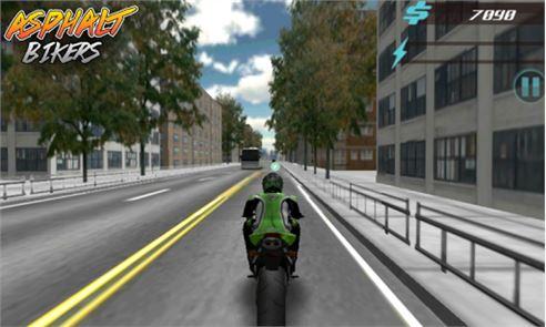 Asphalt Bikers FREE 4