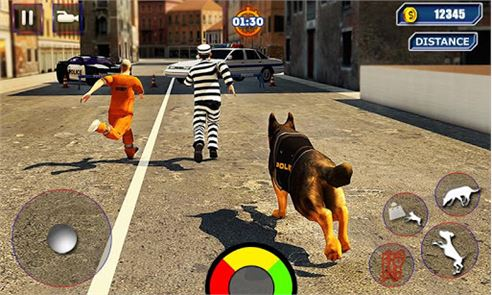 Police Dog 3D : Crime Chase 5