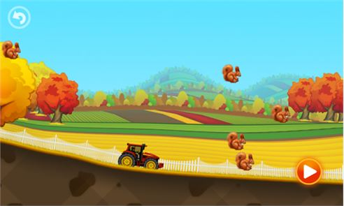 Tractor Hill Racing 2