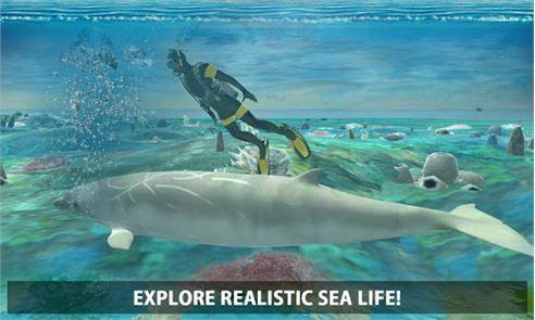 Shark Attack Spear Fishing 3D 4