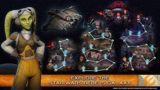 Star Wars Rebels: Missions 4