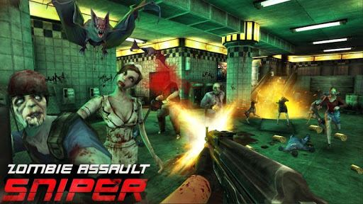 Zombie Assault:Sniper 1