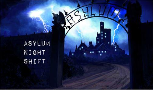 Asylum Night Shift FREE 1