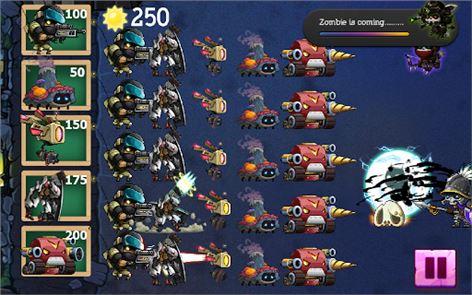 Zombie vs Transformers 2 1