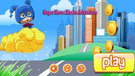 Super Hero: Masha Adventure 1