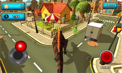 Dinosaur Simulator: Dino World 4