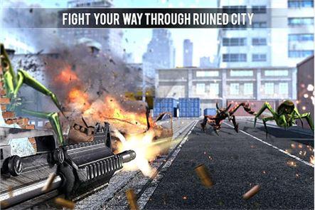 Dead Invaders: FPS War Shooter 4