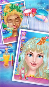 Mermaid Makeup Salon 5