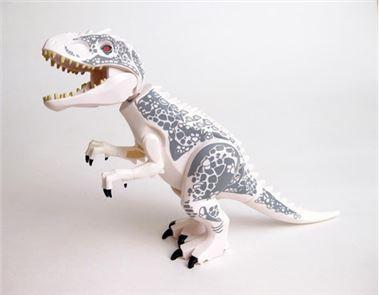 Toy Puzzle Jurassic Dinosaur 2