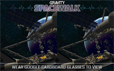 Gravity Space Walk VR 6