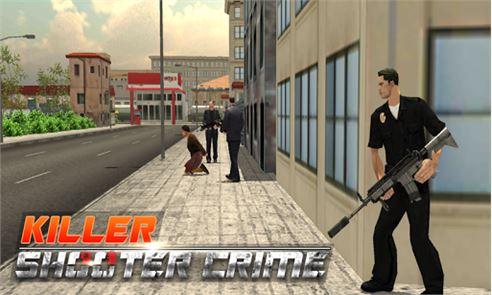 Killer Shooter Crime 4