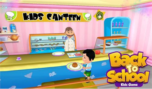Back To School Kids Game 3
