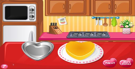 Cake Maker – Cooking games 4