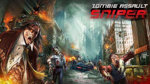 Zombie Assault:Sniper 3