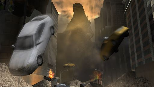 Godzilla: Strike Zone 5