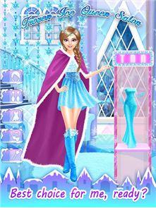 Frozen Ice Queen Salon 5