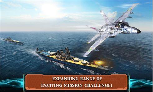 Modern Air Combat: Team Match 3