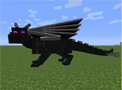 Ender Dragon Mod for Minecraft 3