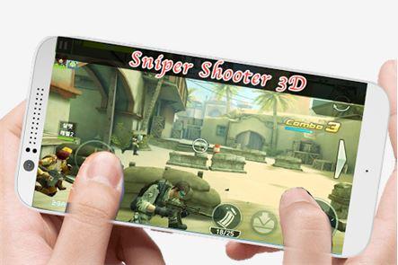 Contract Sniper 3D Killer CF 3