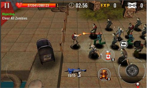 Zombie Overkill 3D 2