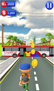 Bus Rush 3D 3