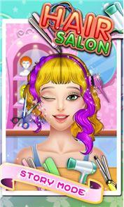 Hair Salon – Kids Games 1
