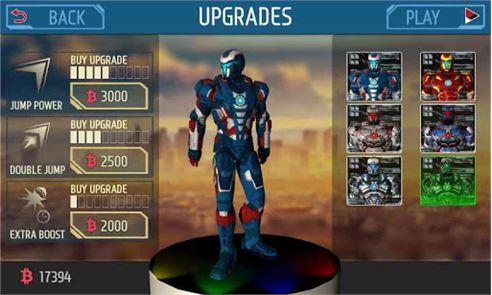 Iron Avenger – No Limits 6